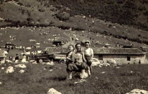 San Agnese alla fine degli anni 50