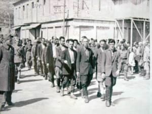 Prigionieri del regime di Henver Hoxha