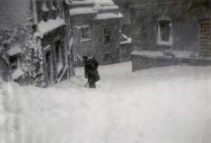 1970. Un altro marzo nevoso (via Zuccola)